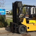 Hyster S155XL2 (401) - Magnum Lift Trucks