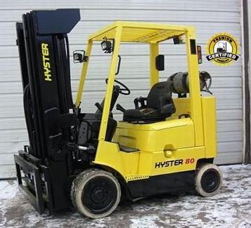 HYSTER S80XMBCS - Magnum Lift Trucks
