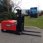 Liftstar Electric Counterbalance Stacker - Magnum Lift Trucks