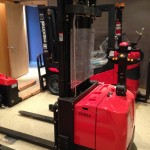 Liftstar Electric Stacker - Magnum Lift Trucks