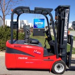 Maximal FB20S 3-Wheel Electric Forklift - Magnum Lift Trucks