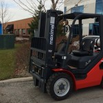 Maximal Pneumatic Tire Forklift - Magnum Lift Trucks