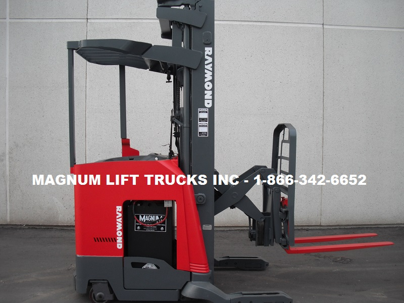 Raymond Reach Truck - Magnum Lift Trucks