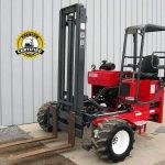 2002 Moffett M5000 Certified - Magnum Lift Trucks