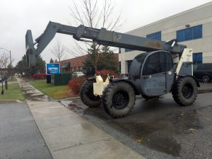 TEREX TH844C TURBO TELESCOPIC FORKLIFT