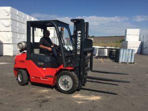 Maximal SAM-UK Forklift - Magnum LT