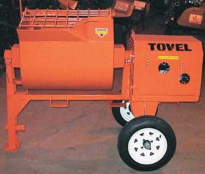 TOVEL CEMENT PLASTER MIXER - MAGNUM LIFT TRUCKS