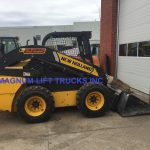New Holland L225 - Magnum Lift Trucks Inc