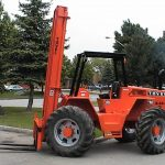 Tovel TS 6-44-32 Rough Terrain Forklift - Magnum Lift Trucks